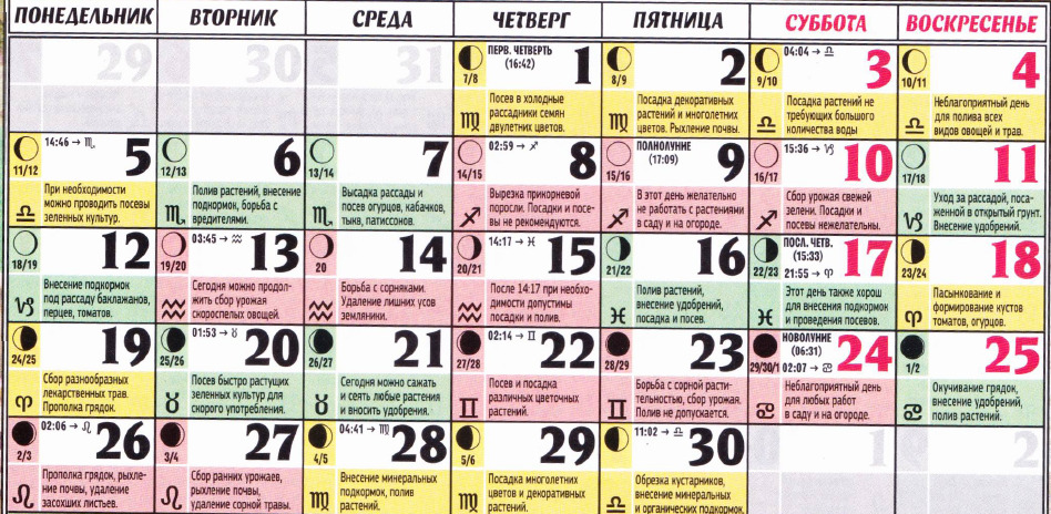 posevnoy kalendar iun 2017